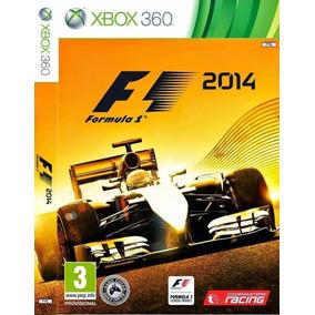 Jogo Formula 1 2014 Xbox 360 Destravado Lt 3.0 Ltu Física