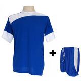 Uniforme 14 Camisas Sporting Roy br + 14 Calções Copa Roy br 93117abb39c8b
