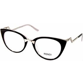 6b624347df969 Lindo Oculos Fendi Rosa E Armacoes - Óculos no Mercado Livre Brasil