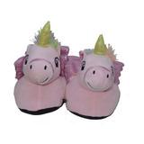 Pantuflas Unicornio Rosa Nena Dreams Calzado Caballito Gd