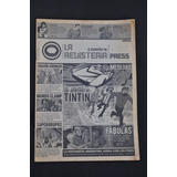 La Revisteria Press N 6 Comics Historieta Tintin Meteoro