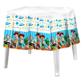 Toalha De Mesa Principal - Toy Story - Regina Festas