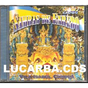 Cd - Sambas De Enredos - 2007