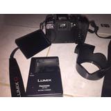 Cámara Profesional Panasonic Lumix G7 Video 4k !! Con Lente
