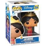 Funko Pop! Jasmine 354 Original Disney Funko Pop Scarletkids
