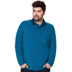 bfaa4dabd1 Camisa Pólo M l Plus Size Wee! Malwee Masculina
