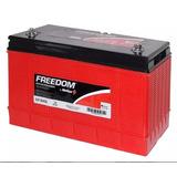 Bateria Selada Usada 115ah 12v Df2000 Som Automotivo Nobreak