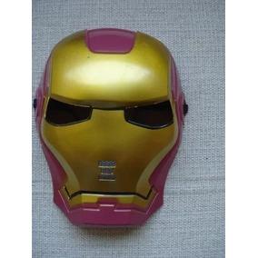 Mascara Homem De Ferro 1 Unidade Frete Gratis