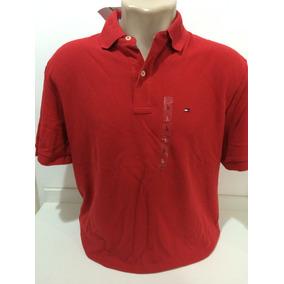 8338661c04 Camisa Polo Tommy Hilfiger Tamanho G Tamanho M Original - Calçados ...