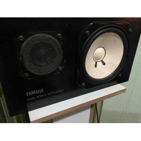 Par De Monitores Ns10 E Amp Alesis Ra100