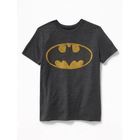 Playera Batman Old Navy Y Gap Niño Original