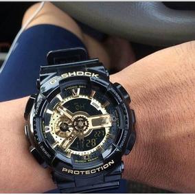 6fd0d642ec7d Reloj Dorado Para Hombre Masculinos Joyas Relojes - Relojes Pulsera ...