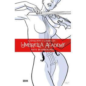 Umbrella Academy Suite Do Apocalipse - Devir - Bonellihq C19