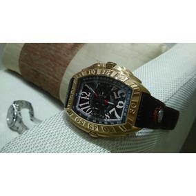 d42a9633a0b Relogio Franck Muller N344 Masculino - Relógios De Pulso no Mercado ...