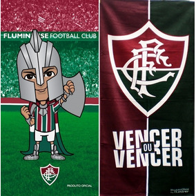 23d85fac37 02 Toalhas Banho Futebol.fluminense Oficial. R  119