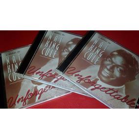 Nat King Cole - O Melhor - Unforgettable - 5 Cds