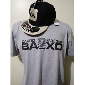 Camisetas Carro Rebaixado N O Crime - Camisetas e Blusas para ... 616673c404e74
