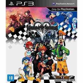 Kingdom Hearts Hd 1.5 Remix Ps3 Mídia Física Rcr Games