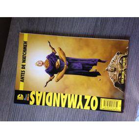 Antes De Watchmen: Ozymandias (dc / Panini)