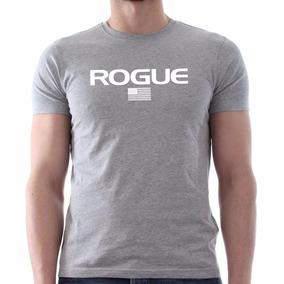 7c65a55440f6f Camisa Rogue Crossfit - Camisetas e Blusas no Mercado Livre Brasil