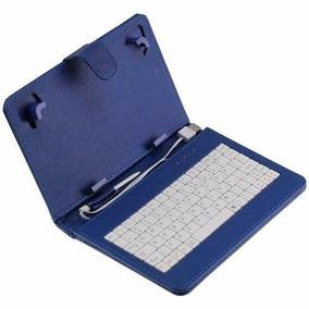 Teclado Para Tablet Usb Kolke Azul 7 C/conexao