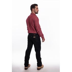 Calça Rodeo West - Calças Jeans Masculino Preto no Mercado Livre Brasil b4d426e6cb4