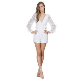 Macacão para Feminino Branco em Franca no Mercado Livre Brasil ede72f5e8d0