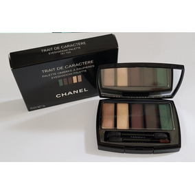 234a57fb8 Sombras - Paleta de Sombras Chanel no Mercado Livre Brasil