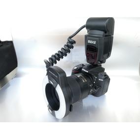 Kit Dentista Nikon D5300 + Lente 85mm Macro + Mk-14ext