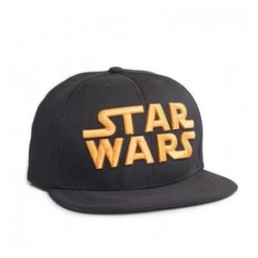 Boné Star Wars Logo Studio Geek Aba Reta 58d224f441c