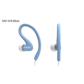 Koss Fitclips Ksc32 Fone De Ouvido Azul