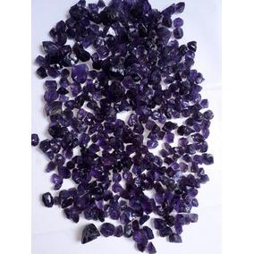 Ametistas - Pedras De Lapidação - 2kg - Lindas