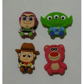Jibbitz Toy Story C/4 -pin Crocs