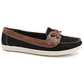 5defbb4161 Mocassim Feminino Dakota - Sapatos Marrom no Mercado Livre Brasil