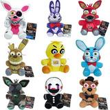 Peluche Five Nights At Freddys Fnaf Muñecos 8 Modelos Foxy