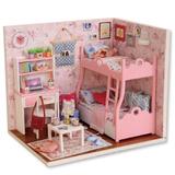 Caja De Miniatura Con Casa De Muñecas Cuteroom H - 012 - A