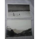 4 Fotos Postais Antigos Caraguatatuba Sp