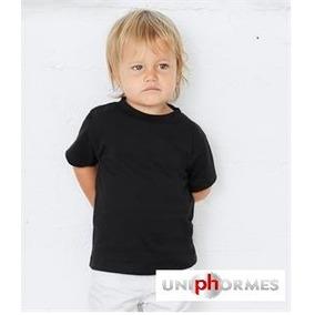 15 Camisas Infantil Preta 100% Poliester Camiseta Sublimação