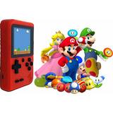 Game Boy Mini Consola Retro Portatil 168 Video Juegos + Obsq