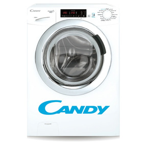 Lavasecarropas Candy Gvsw286 Frontal Smart 8kg + 6kg 1200rpm