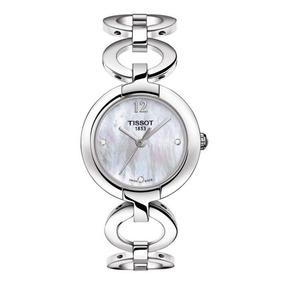 Reloj Tissot Mop Dual Acero Mujer T0842101111601