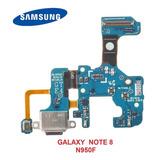 Flex De Carga Samsung Note 8 Repuesto Somos Tienda