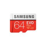 Cartão Samsung Micro Sd Evo Plus 64gb J5 J7 G5s Prime Lg