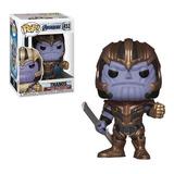 Funko Pop Thanos 453 Avengers Endgame Marvel