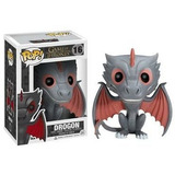 Funko Pop! Tv Game Of Throne Drogon Original