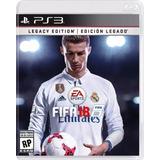 Fifa 18 - Ps3 - Digital - Manvicio Store