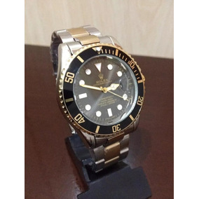8d2a5986d4e Relógio Rolex Prata E Dourado - Relógios no Mercado Livre Brasil