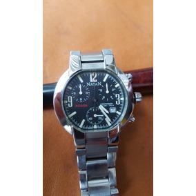 e0eb6beb446 Relogio Natan Masculino Aco - Relógios De Pulso no Mercado Livre Brasil