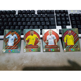 Cards Avulsos Adrenalyn Xl Russia 2018 Limiteds Edition