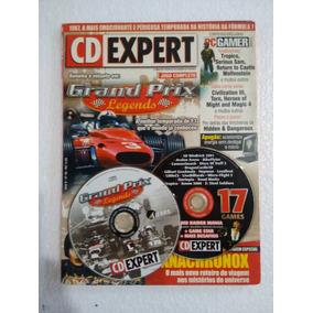 Revista Cd Expert Nº 48 - Grand Prix Legends + 17 Jogos